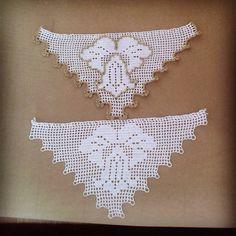 Crochet Bikini, Elsa, Silver, Crochet Table Runner, Farmhouse Rugs, Crocheted Flowers, Crochet Edgings, Dresses For Babies, Tablecloths