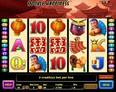 New Double Happiness slot - http://cp4w.com/aristocrat-slots/double-happiness.html