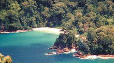Pulau Nusakambangan, Cilacap Indonesia.