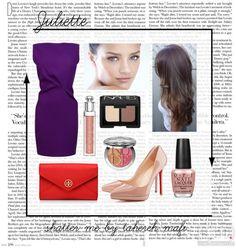 """Shatter Me - Juliette"" by avita439 on Polyvore"
