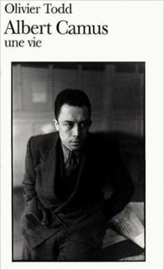 Amazon.fr - Albert Camus, une vie - Olivier Todd - Livres