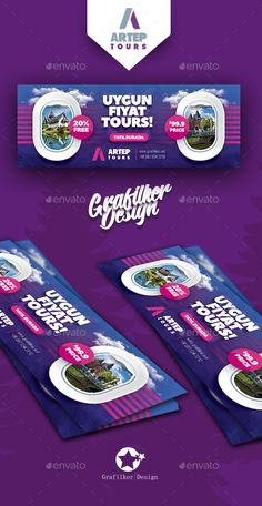 Buy Travel Tour Cover Templates by grafilker on GraphicRiver. Travel Tour Cover Templates Fully layered INDD Fully layered PSD 300 Dpi, CMYK IDML format open Indesign or later. Facebook Cover Design, Facebook Timeline Covers, Web Design, Flyer Design, Graphic Design, Social Media Banner, Social Media Design, Web Banner, Banners