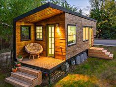 Casa de campo ecológica