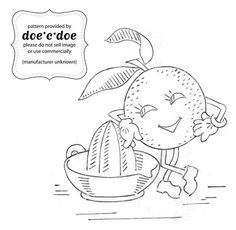doe-c-doe: thursday = embroidery