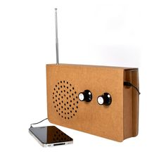 card radio from Paperchase