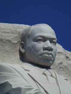 Martin Luther King Memorial. Washington D. C.