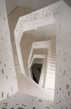 NYU Department of Philosophy by Steven Holl