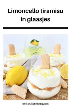 Limoncello, Love Food, A Food, Food And Drink, Alive And Cooking, Mango Mousse Cake, Dessert Shots, Happy Foods, Special Recipes