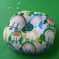 DIY: pincushion