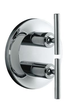 #KohlerUK #Bathrooms #bathroomdesign #bathroomideas #bathroomtrends #trends #design #purist #showers #showervalve #showering