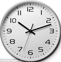 According to sleep expert Dr Paul Kelley, of Oxford University, circadian rhythms vary over a lifetime