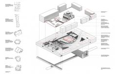 'Floating Plaza' Competition Entry / NC-Office