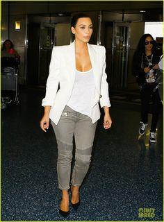 Kim Kardashian : un décolleté d'enfer pour s'envoyer en l'air