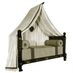 Bed Hardware Ceiling Canopy And Canopy Beds On Pinterest