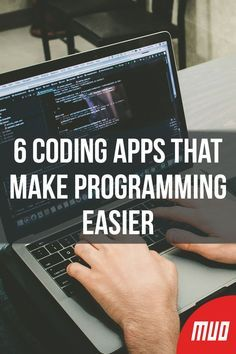 6 Coding Apps That Make Programming Easier 6 Coding Apps That Make Programming Easier --- Whether you're a relative newcomer to the world of programming or a seasoned veteran, practice makes perfect. Learn Computer Coding, Computer Programming Languages, Coding Languages, Learn Programming, Python Programming, Computer Science, Learn Coding, Programming Humor, Basic Coding