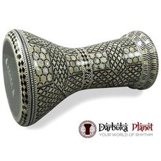"Mother of Pearl ""The Black Path"" New Generation Gawharet El Fan Darbuka  Mother of Pearl ""The Black Path"" New Generation Gawharet El Fan Darbuka"