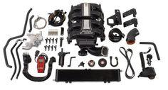 Zzz  Edelbrock 1583 Complete Supercharger Kit for Ford F-150 2-Wheel Drive 3V 54L Engine