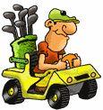 golf cart animation