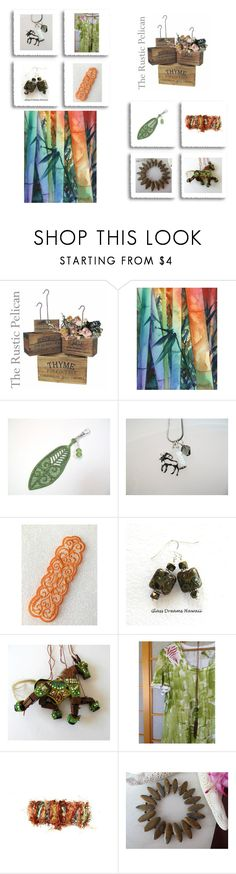 """""""Lovely Gifts"""" by keepsakedesignbycmm ❤ liked on Polyvore featuring etsy, jewelry and accessories"""