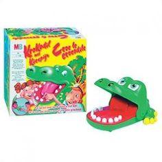 Begeleide of zelfstandige activiteit - Krokodil met kiespijn.