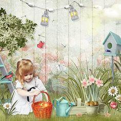 Sweet Spring by Kitty Scrap Photo Anastasiya Landa