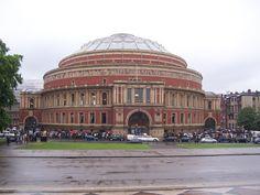 Royal Albert Hall #London