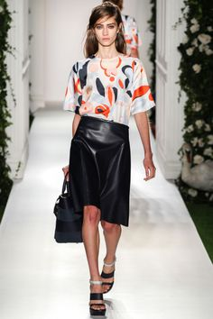 Mulberry Spring 2014 RTW - Runway Photos - Fashion Week - Runway, Fashion Shows and Collections - Vogue