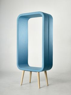 project chair design 2 A Highly Unconventional Chair Design: Frame by Ola Giertz