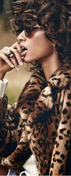 Anais Mali by Giampaolo Sgura for Vogue Paris