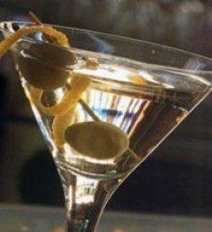 Ricetta Cocktail Martini Dry