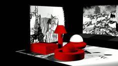 dimitris karayiannis architect | Studies Online Portfolio, Home Decor, Decoration Home, Room Decor, Interior Design, Home Interiors, Interior Decorating