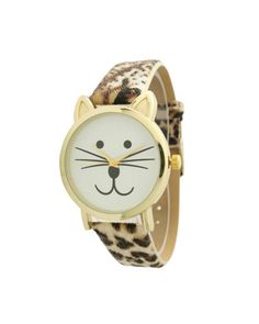 I need this cat watch in my life