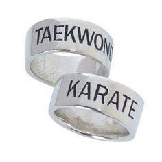 martial arts jewelry