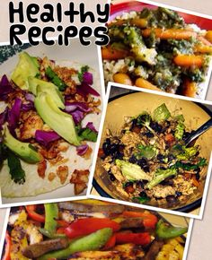 Follow me on Instagram for healthy recipes, inspiration etc..    Happyhealthynfit