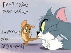 improve your arguement life quotes quotes quote cartoons