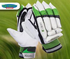 These #Kookaburra cricket gloves produce an effortless blend of comfort, protection and contemporary style, offering all-round playability, confidence and shock absorptio. Get yours from #TopGearSport.