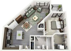 Планировка квартиры неправильной формы
