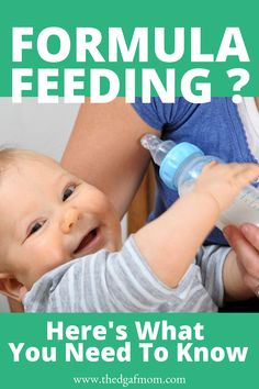 Thinking about Formula Feeding? Combo feeding and not sure you're doing it right? No worries - this guide has everything covered from formula feeding tips, to support, to which formula to choose. Pregnancy Advice, First Pregnancy, Before Baby, Newborn Care, Infant Care, All Family, Friends Mom, Baby Hacks, Mom Hacks