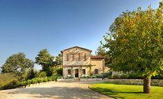 Villa Spinaltermine - Castello di Reschio, Umbria, Italy