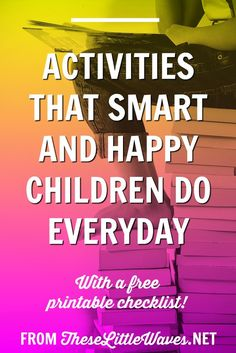 The Ultimate List Of Activities For Kids Online And Off