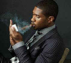 Usher Raymond. Lawd look at him