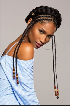 Fulani Braid Love: F
