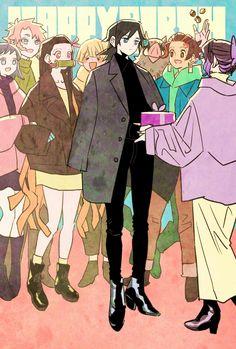 Vocaloid, Japanese Cartoon, Cute Anime Wallpaper, Demon Slayer, Haikyuu Anime, Anime Style, Me Me Me Anime, Illustration Art, Fan Art