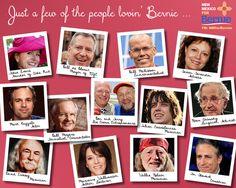 Celebs for Bernie