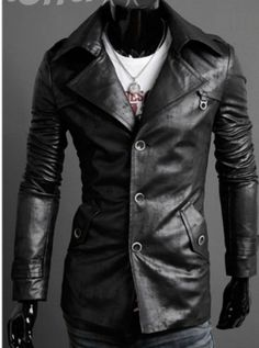 MENS LEATHER JACKET,COAT, REAL LEATHER JACKETS MEN, MENS LEATHER JACKET