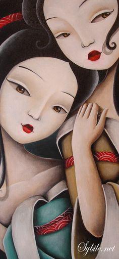 Kai Fine Art: Sybile...