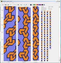 BeadedCrochet_GeometricSchemes - Mariam Nahapetyan 17 around