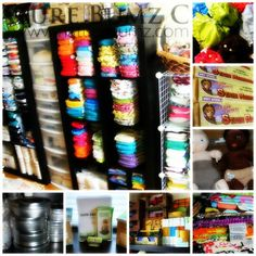 The #NatureBumz Co. Showroom of #clothdiapers and other #naturalparenting products!  <3 www.naturebumz.com <3