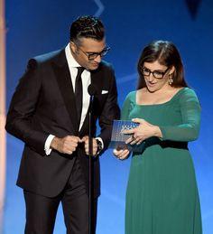 Jaime Camil Photos: The 21st Annual Critics' Choice Awards - Show