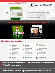 We regulate online selling, collection and payment through our QuickBooks ecommerce services. With this pioneering service your shop is 24*7 open and you are generating revenues even when you are fast asleep. We provide these service at the most cost-effective rates.